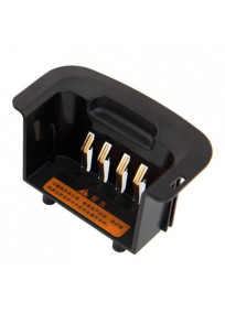Adaptateur batterie hytera POA59