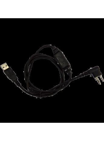 Câble programmation HYTERA PC76
