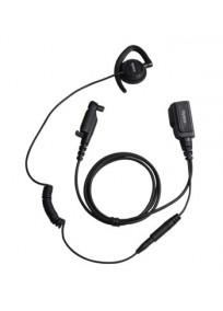 Kit écouteur pivotant + micro PTT HYTERA EHN20