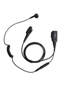 kit écouteur + micro PTT hytera ESN12