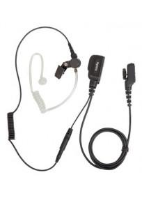 Kit écouteur tube + micro PTT HYTERA EAN23