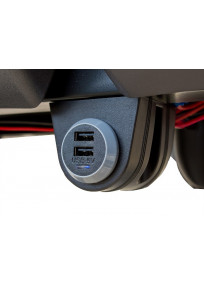 BOITIER SUPPORT ALFATRONIX PV-USB-POD