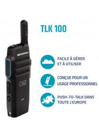 TLK 100 avantages