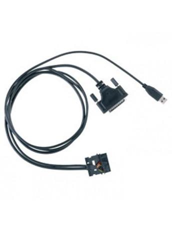 Câble test programmation motorola PMKN4016B