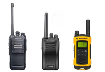 Talkie walkie portatif PMR446