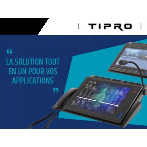 Consoles TIPRO : La solution pour vos applications